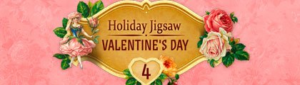 Holiday Jigsaw Valentine's Day 4 screenshot