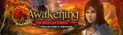 Awakening - The Red Leaf Forest Collector's Edition screenshot