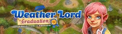 Weather Lord: Graduation Collector's Edition screenshot