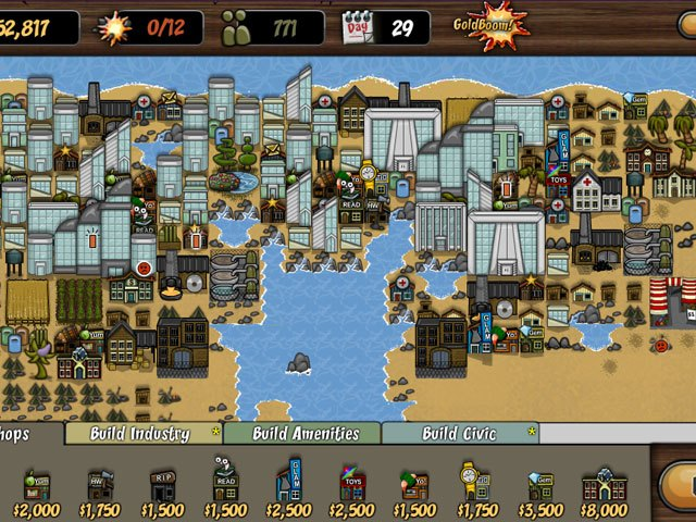 Boom Town! Deluxe large screenshot
