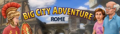 Big City Adventure: Rome screenshot