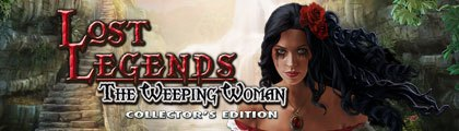 Lost Legends: The Weeping Woman Collector's Edition screenshot