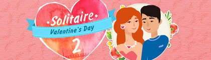 Solitaire Valentine's Day 2 screenshot