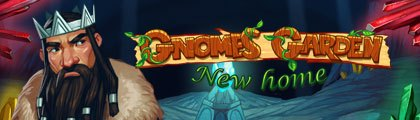 Gnomes Garden 4: New Home screenshot