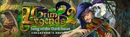 Grim Legends: Song of the Dark Swan Collector's Edition screenshot
