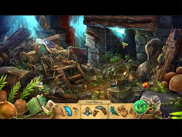 Grim Legends: Song of the Dark Swan Collector's Edition large screenshot
