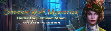 Shadow Wolf Mysteries: Under the Crimson Moon Collector's Edition screenshot
