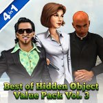 Best of Hidden Object Value Pack Vol. 3