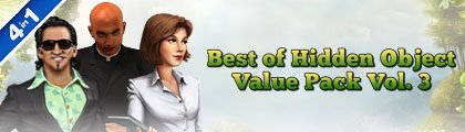 Best of Hidden Object Value Pack Vol. 3 screenshot