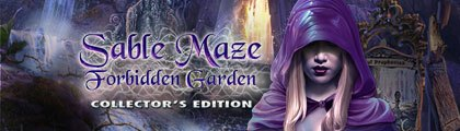 Sable Maze: Forbidden Garden Collector's Edition screenshot