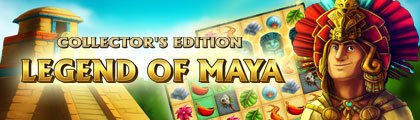 Legend of Maya Collector's Edition screenshot