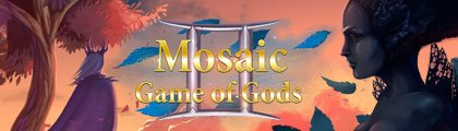Mosaic: Game of Gods II screenshot