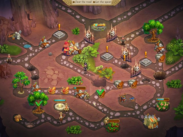 Alicia Quatermain: Secret of the Lost Treasures Collector's Edition large screenshot