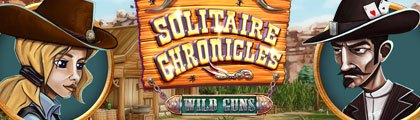Solitaire Chronicles - Wild Guns screenshot