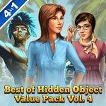 Best of Hidden Object Value Pack Vol. 4