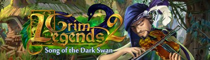 Grim Legends: Song of the Dark Swan screenshot