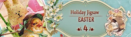 Holiday Jigsaw Easter 4 screenshot