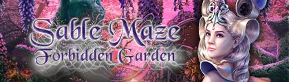 Sable Maze: Forbidden Garden screenshot