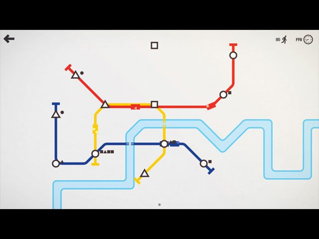 Mini Metro large screenshot