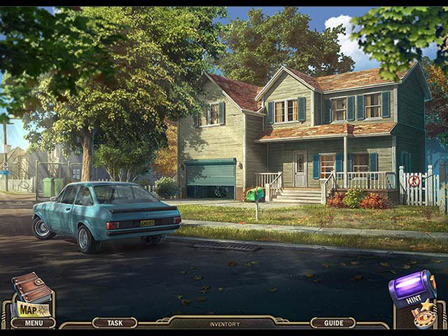 Paranormal Pursuit: The Gifted One Collector's Edition large screenshot