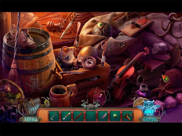 Fierce Tales: Feline Sight Collector's Edition large screenshot