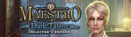 Maestro: Dark Talent Collector's Edition screenshot