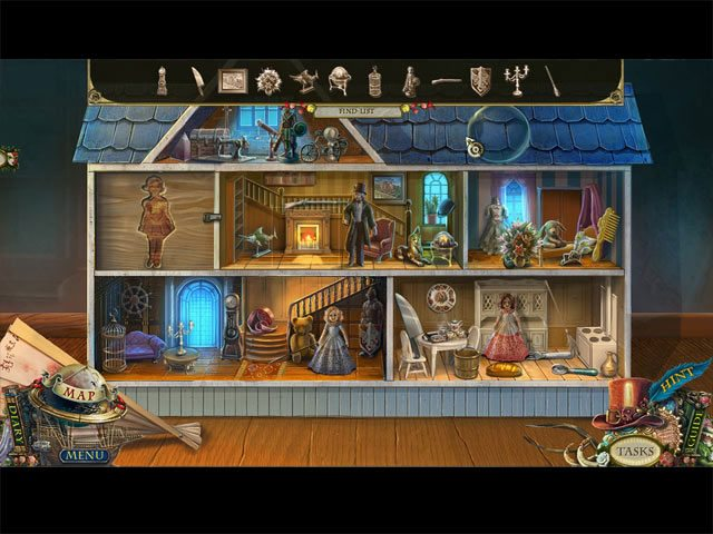 Puppet Show Lightning Strikes Collector's Edition large screenshot