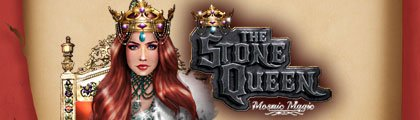 The Stone Queen - Mosaic Magic screenshot