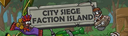 City Siege: Faction Island screenshot