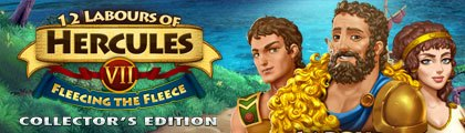 12 Labours of Hercules VII - Fleecing the Fleece Collector's Edition screenshot