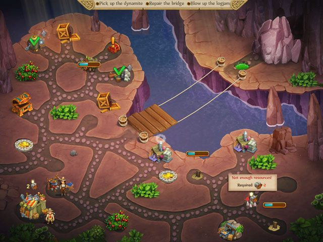 Alicia Quatermain: Secret of the Lost Treasures large screenshot