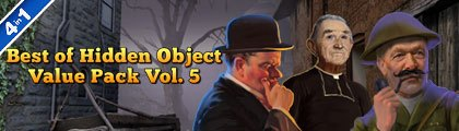Best of Hidden Object Value Pack Vol. 5 screenshot