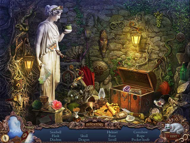 Witch Hunters: Full Moon Ceremony Collector's Edition large screenshot