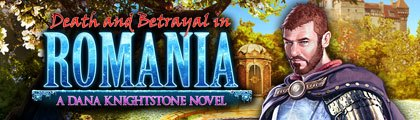 Death and Betrayal in Romania: A Dana Knightstone Novel screenshot