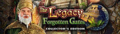 The Legacy: Forgotten Gates Collector's Edition screenshot