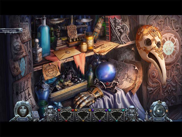 Riddles of Fate: Memento Mori Collector's Edition large screenshot