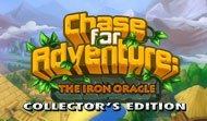 Chase for Adventure: The Iron Oracle Collector's Edition