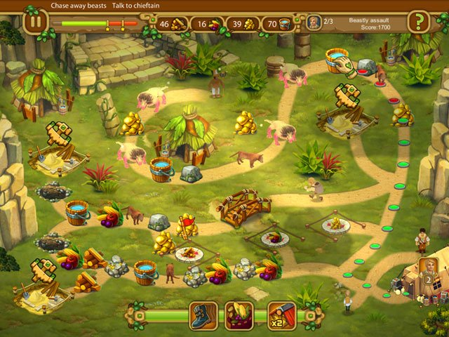 Chase for Adventure: The Iron Oracle Collector's Edition large screenshot