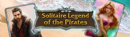 Solitaire Legend of the Pirates screenshot