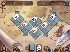 Solitaire Legend of the Pirates thumb 1