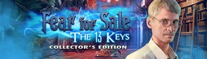 Fear For Sale: The 13 Keys Collector's Edition screenshot