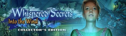 Whispered Secrets: Into the Wind Collector's Edition screenshot