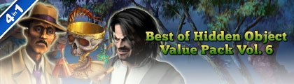 Best of Hidden Object Value Pack Volume 6 screenshot