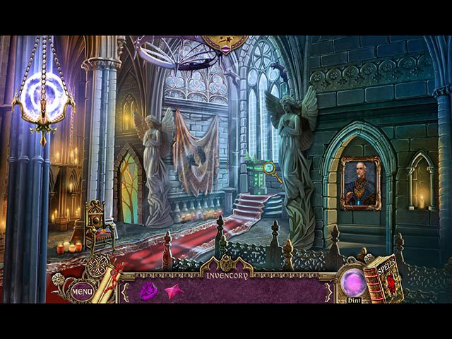 Shrouded Tales: The Spellbound Land large screenshot