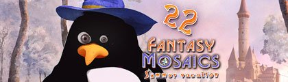 Fantasy Mosaics 22: Summer Vacation screenshot