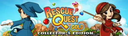 Rescue Quest Gold Collector's Edition screenshot