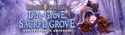 Mystery Case Files: Dire Grove, Sacred Grove CE screenshot