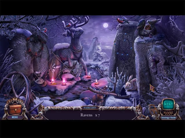 Mystery Case Files: Dire Grove, Sacred Grove CE large screenshot