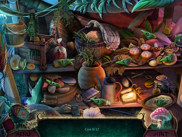 Tiny Tales: Heart of the Forest Collector's Edition large screenshot