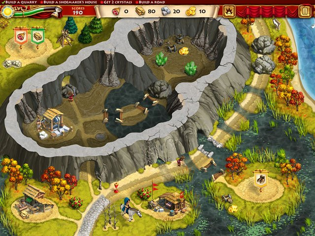 Roads of Rome: New Generation 2 large screenshot